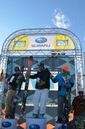 Jackson Hole Podium2011